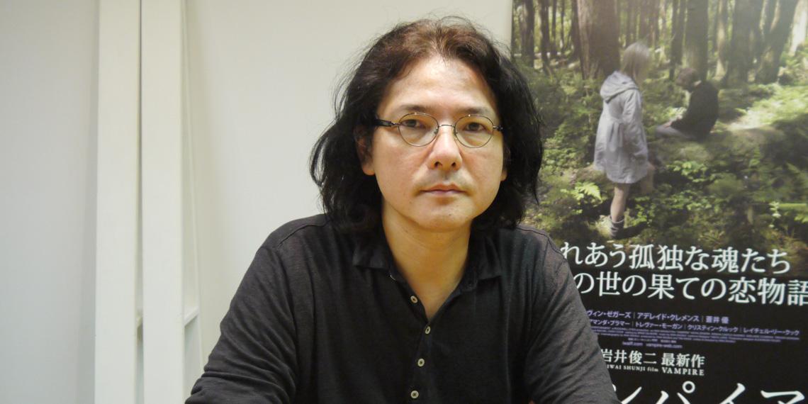 岩井俊二(いわい しゅんじ)