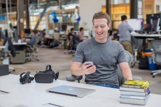 マーク・ザッカーバーグ「VRはスマホの次に来る主要なプラットフォーム」