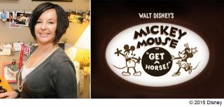 ドロシー・マッキム「ミッキーのミニー救出大作戦」 - (C) Disney