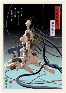 (C)1995 士郎正宗/講談社・バンダイビジュアル・MANGA ENTERTAINMENT
