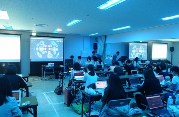 「攻殻機動隊 REALIZE PROJECT × SECCON CTF for GIRLS」