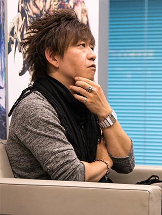 株式会社スクウェア・エニックス 吉田 直樹さん お写真2