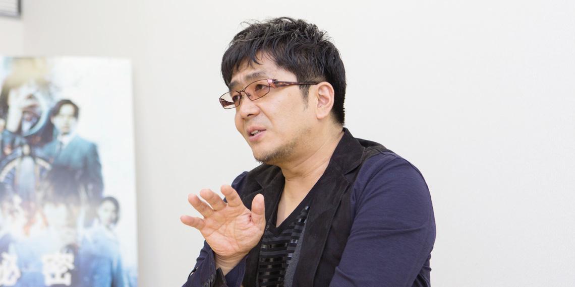 大友啓史(おおとも けいし)