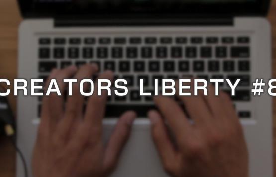 CREATORS-LIBERTY#8