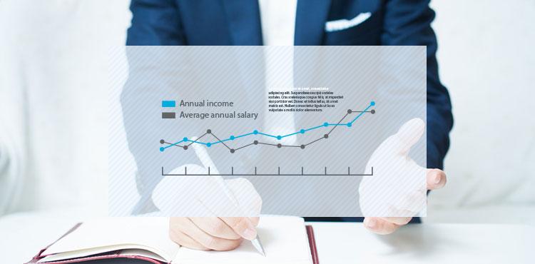 グラフィックデザイナーの年収を上げる