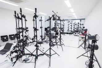 3Dスキャンスタジオ