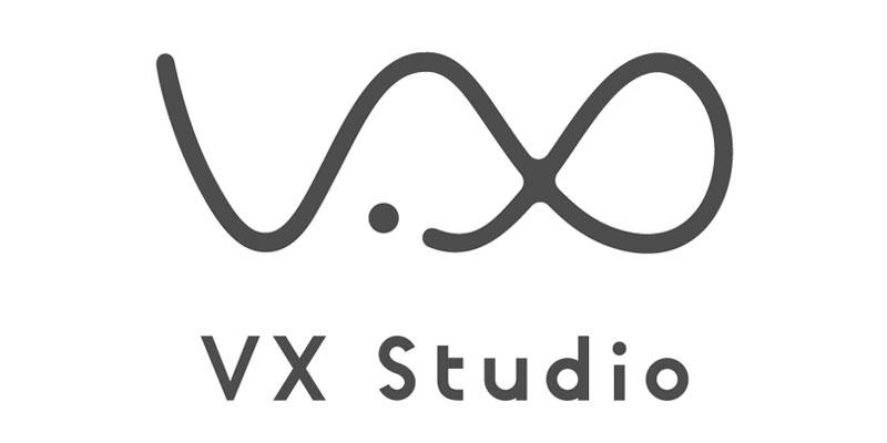 VX studio ロゴ