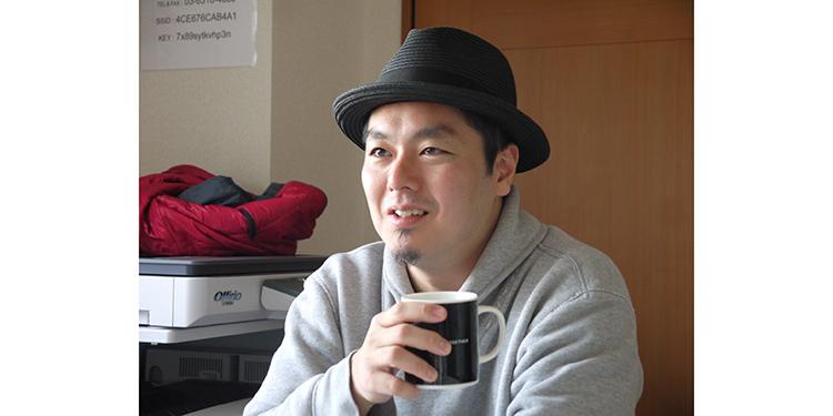 堀江慶(ほりえ けい)