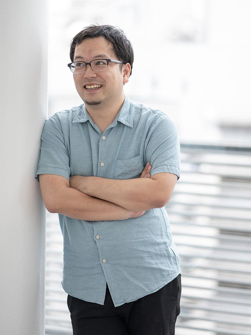 井戸 亮佑氏
