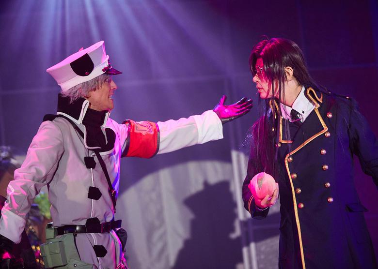 鳥取さんと岡山さん