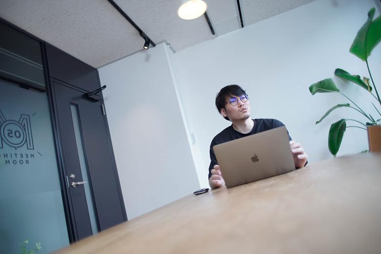BitStar菊地氏と会議室