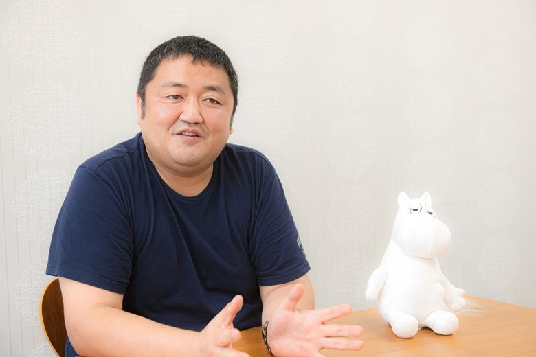 株式会社ムーミン物語:東風(こち)康行氏