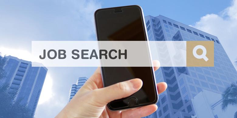 スマホで正社員求人を検索する