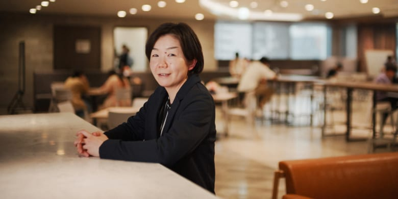 Webディレクターからデータ系人材へ。着実にキャリアを築くクリーク・アンド・リバー社 大谷亜希子さん