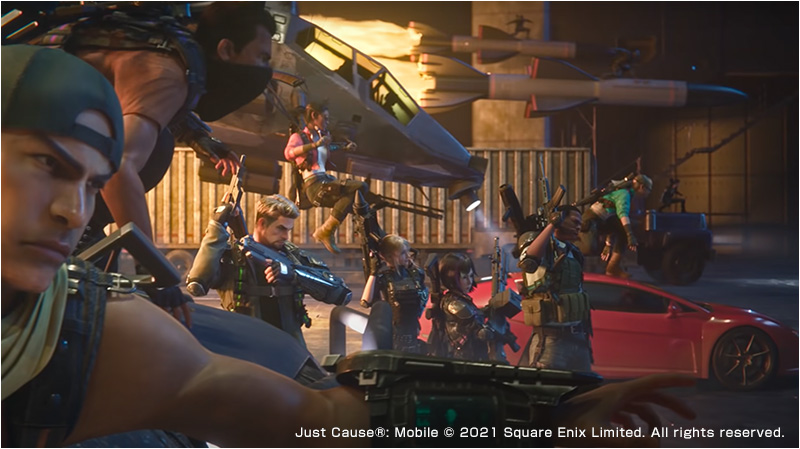 Just Cause: Mobile