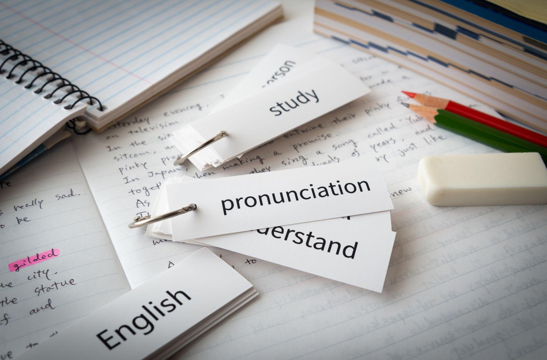 英語の単語帳