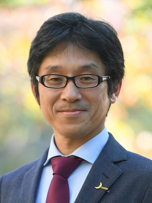 土方 嘉徳氏